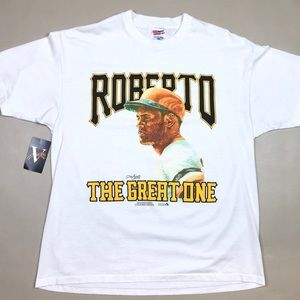 1993 Roberto Clemente The Great One Tee